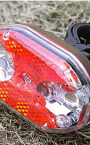 Cycling Bike Safety Warning Tail Rear Light Bicycle red 9 LED Taillight 7 Modes