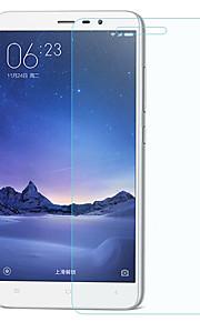 tochic vidrio templado película de acero protector de pantalla para Xiaomi redmi nota 3