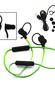 Sport Stereo Noise Canceling With-Mic In-Ear Canal Wireless Bluetooth Headset Headphone For iPhone Samsung LG HTC Sony