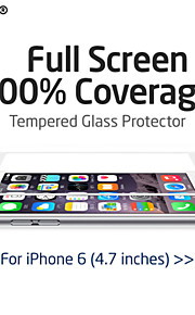 ESR iphone 6s / 6 rand tot high definition ultradunne onbreekbaar 100% dekking gehard glas screen protector rand
