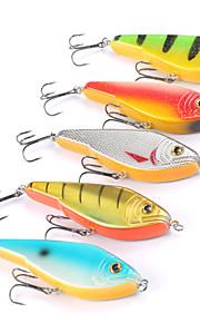 Mizugiwa Pike Musky Fishing Jerk Bait Lure Jerkbait Swimbait 130mm 50g pack of 5