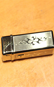 nye firkantet puls usb opladning cigarettænder