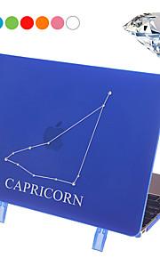 """Козерог Стиль Защитный чехол крышку жесткого ж / Swarovski Crystal алмазов / стенд для MacBook 12 """"сетчатка (ассорти цветов)"""