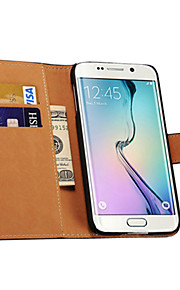 Samsung Samsung Galaxy S6 - Custodie integrali - Tinta unita - Cellulari Samsung (Nero/Bianco/Rosso/Verde/Blu/Marrone/Rosa/Porpora/Rosa