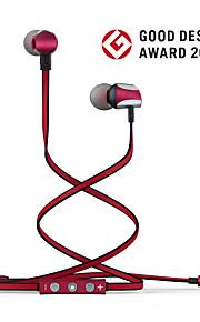 GGMM cuculo premio rumore corpo in metallo che annulla la cuffia in-ear con microfono e controllo di volume