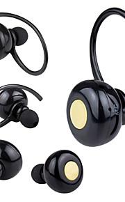 Mini sem fio Bluetooth estéreo fone de ouvido fone de ouvido microfone do fone de ouvido para samsung iphone