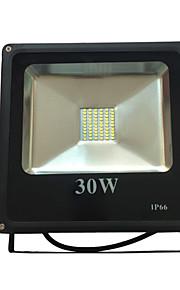 30W LED projektorer 60 smd 2835 2400lm vanntett ac 85-265V Yangming