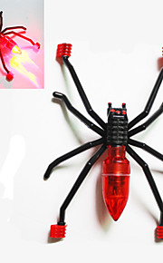 3-mode Spider Bicycle Rear/Tail Light Wheel Lights Cycling Warning Light