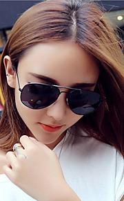 Solbriller mænd / kvinder / Unisex's Sport / Moderne / Mode / Pilot Overdimensionerede Flerfarvet Solbriller Full-Rim