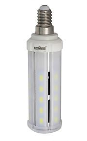 10W E14 / E26/E27 / B22 LED-kornpærer T 32PCS SMD 5730 100LM/W lm Varm hvit / Naturlig hvit Dekorativ AC 85-265 V 1 stk.
