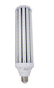 60W B22 / E26/E27 LED-kornpærer T 186PCS SMD 5730 100LM/W lm Varm hvit / Naturlig hvit Dekorativ AC 220-240 V 1 stk.