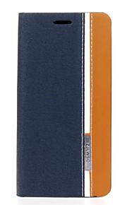 HTC 하나 M7 / 일 M9 복고풍 패션 고급 가죽 플립 지갑 스탠드 케이스