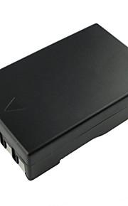 ismartdigi EL9 digitale camera batterij x2 + o.charger voor Nikon D60 / D40 / D40 / D500 EL9