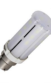 6W E14 / B22 / E26/E27 LED-kornpærer T 20PCS SMD 5730 100LM/W lm Varm hvit / Naturlig hvit Dekorativ AC 85-265 V 1 stk.