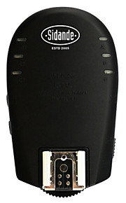 Sidande WFC-05 Hi-speed Wireless Flash Trigger E-TTL(II) Transceiver Canon EOS 5D2/5D3/650D/600D/550D/450D/1100D/1000D