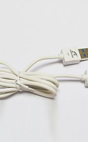 fengzhi 100cm micro usb data linje opladning kabel til samsung note 3