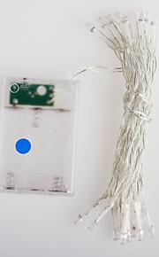20-ledede 2m ledet streng lys (4,5 V)