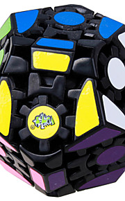 Cube IQ Cubo mágico LL Equipamento / MegaMinx Velocidade Cube velocidade lisa Magic Cube quebra-cabeça Preta ABS