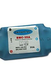 Generel Generel Skyartec ESC004 Speed Controller (ESC) / Dele Tilbehør Blå