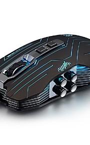 luom g5 3200dpi førte optisk 9d usb vibrationer wired belyst gaming mus nyhed mus
