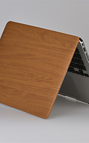 "houtnerf ontwerp matte harde full body geval dekking voor macbook MacBook Air 11 ""/ 13"""