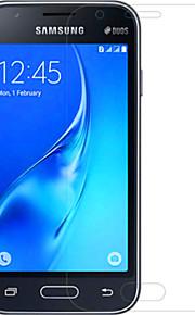 pacchetto di film contro le impronte digitali di Nillkin HD adatto a mini cellulare Samsung Galaxy J1