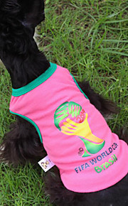 Personality Comfortable and Breathable Pet T-shirt