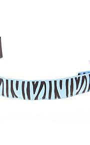 Hundar Halsband LED Lampor Röd / Vit / Grön / Blå / Rosa / Gul / Orange / Regnbåge Nylon