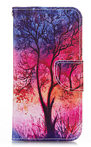 Shining Tree PU leather with Stand Case for Samsung S5