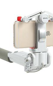 1 Acessórios GoPro Monopé / Bastão de Mão / Controles Smart Para Todos / SJCAM / Celulares Android / iPhone iOSBluetooth / Ajustável /