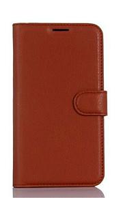 prægede kort tegnebog beslag typen beskyttelsesomslag til zenfone gå zb551kl mobiltelefon