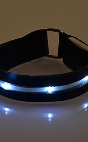 Outdoor Sports  Adjustable LED Lighting Arm Band Cycling Night Run Equipment