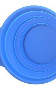 Practical Foldable Silica Pet Bowl