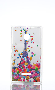 globo patrón de la torre de TPU + soft IMD para Nokia Lumia N640 / n535 / N435