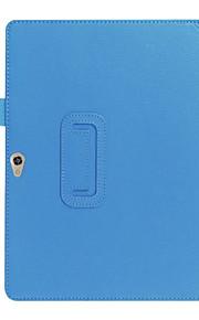 """lichee caso del soporte del patrón para Huawei MediaPad m2 10.0-a01w tableta 10.1 """"(colores surtidos)"""