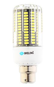 20W B22 LED-kornpærer T 136 SMD 2000 lm Varm hvit / Kjølig hvit AC 220-240 V 1 stk.