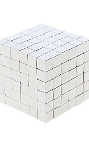 216Pcs /Lot Square Magnet Magic Cube 4mm Magnet Toy With Iron Box