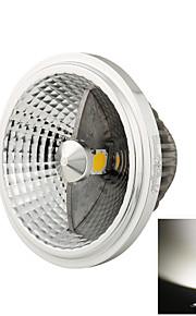 1 stk. YouOKLight® GU10 13W 2 COB 1200 lm Naturlig hvit R50 Dekorativ LED-spotpærer AC 100-240 V