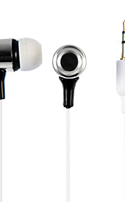 3,5 mm stereo in-ear øretelefon øretelefoner hovedtelefoner tx-314 til ipod / ipad / iphone / mp3