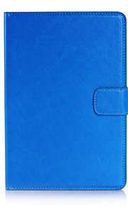 High Quality Oil Wax Crazy Horse Style Standing Flip Leather Case For iPad Mini 3/2/1 Card Slot
