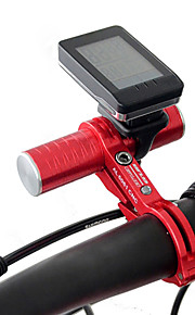 CNC Aluminum Alloy Bike Bicycle Handlebar Extender Extension Mount Holder for Stopwatch Flashlight