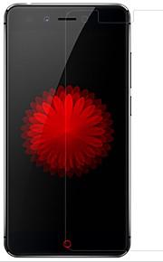 cero nillkin mate prueba de paquete de película protectora adecuada para el mini teléfono móvil z11 nubian