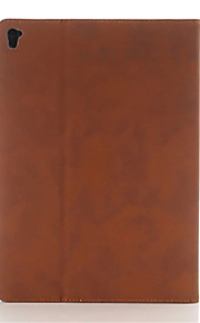lyx retro vintage bok stil PU läder fallet täcker med stativ hållare för Apple iPad AIR3 / ipad pro mini tablettaskar