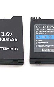2400mAh 3.6V Rechargeable Battery Pack Replacement for Sony PSP 2000/3000 Console