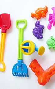 sommer legetøj strand legetøj værktøj kombination (8pcs)