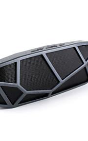 моды портативный Bluetooth динамик беспроводной стерео колонки громкой связи с поддержкой FM-радио TF карта USB батареи