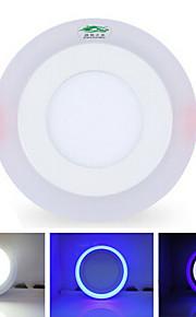 1개 Zweihnder 9W 20 SMD 2835 900 lm 내추럴 화이트 / 블루 밝기 조절 / 장식 천장 조명 AC 85-265 V