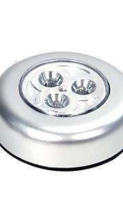 Iluminação Lanternas e Luzes de Tenda LED 100Lumens Lumens 1 Modo LED AAA Tamanho Compacto / EmergênciaCampismo / Escursão /