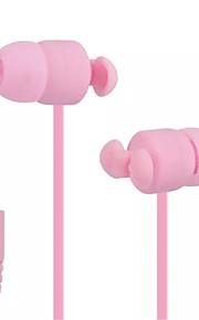 """EE-65 אוזניות אופנה 3.5 מ""""מ כללי בתוך אוזן אוזניות עבור samsung iphone (צבעים שונים)"""