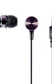 3,5 mm stereo in-ear øretelefon øretelefoner hovedtelefoner tx-313 til ipod / ipad / iphone / mp3